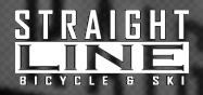 Straight Line Bicycle & Ski