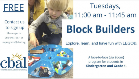 CBAL Building Blocks